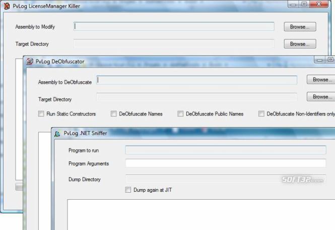 dotNetTools Win32 Screenshot 3