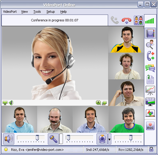 TrueConf Online Screenshot 2