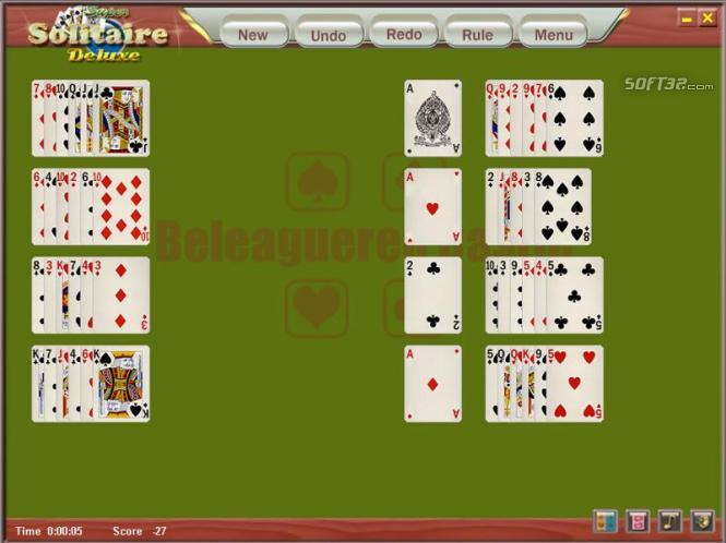 Holiday Solitaire Screenshot 2