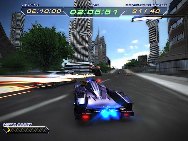 Super Police Racing Screenshot 3