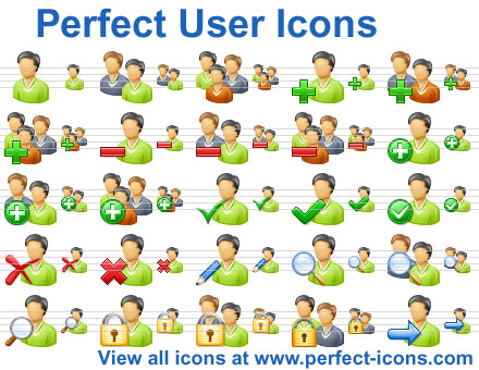 Perfect User Icons Screenshot 1