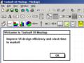 Toolsoft UI Mockup 1