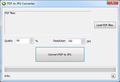LotApps Free PDF to JPG Converter 1