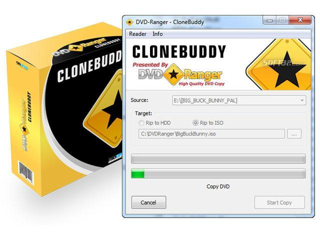 CloneBuddy Screenshot 2