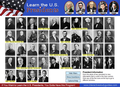 Learn the U.S. Presidents 1