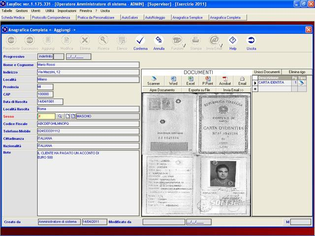 EasyDoc Screenshot 2