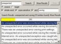WinLexic: GUI to Microsoft Glossaries 1