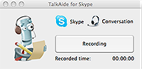 TalkAide for Skype Screenshot 1