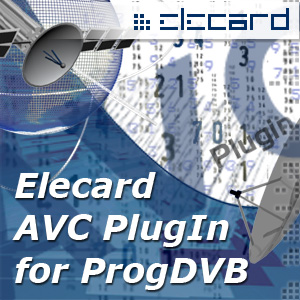 Elecard AVC Plugin for ProgDVB Screenshot 1