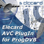 Elecard AVC Plugin for ProgDVB 1