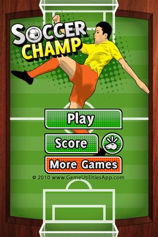 Soccer Champ Free Screenshot 1