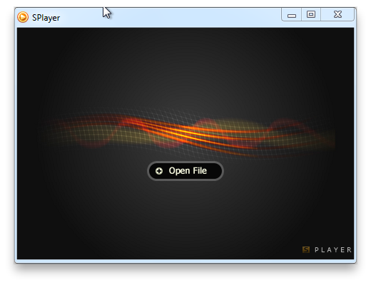 SPlayer Screenshot