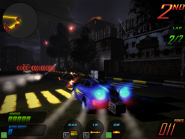 Apocalypse Motor Racers Screenshot 5