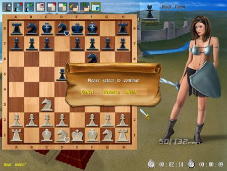 Amazon Chess II Screenshot 3