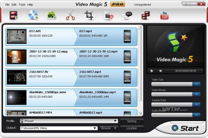 Video Magic Pro Screenshot 2