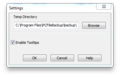 PC File Backup Profession Edition 3