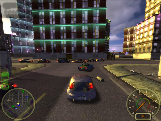 City Racing Screenshot