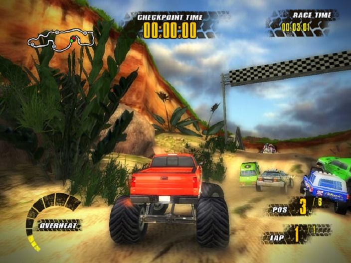 Offroad Racers Screenshot 2