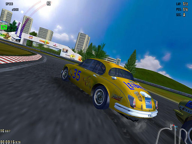 Auto Racing Classics Screenshot 1