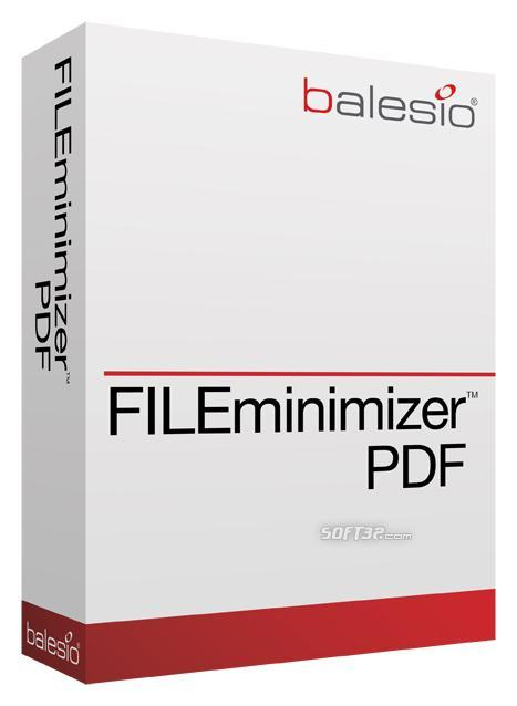 FILEminimizer PDF Screenshot 2