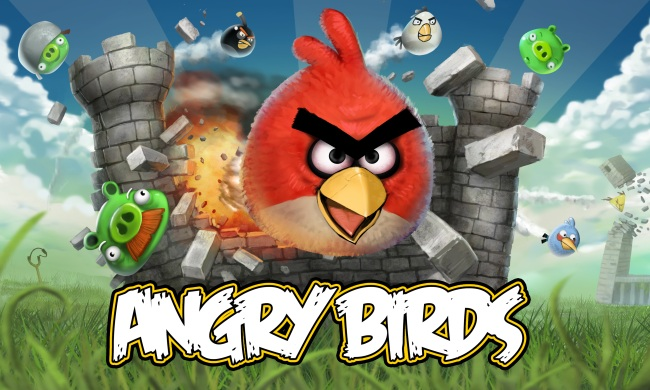 Angry Birds Screenshot 1