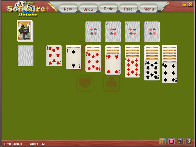 Master Solitaire Screenshot 1