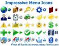 Impressive Menu Icons 2