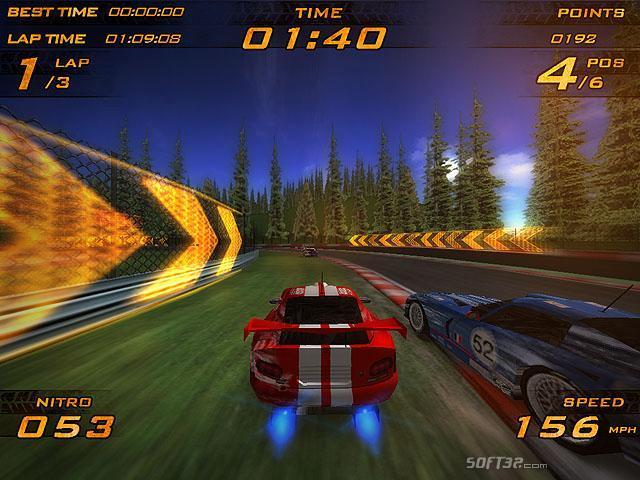 Ultra Nitro Racers Screenshot 2