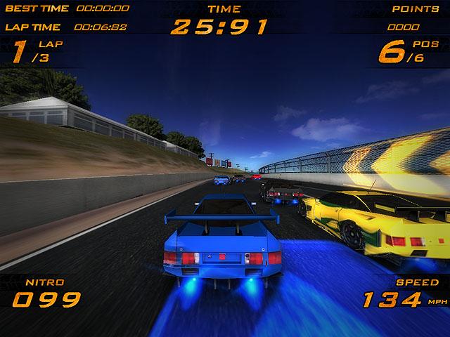 Ultra Nitro Racers Screenshot 3