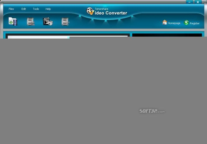 Tenorshare Video Converter Screenshot 2