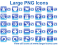 Large PNG Icons 1
