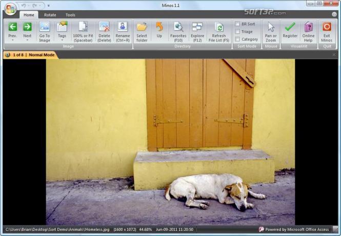 VisualiXit Minos Screenshot 2