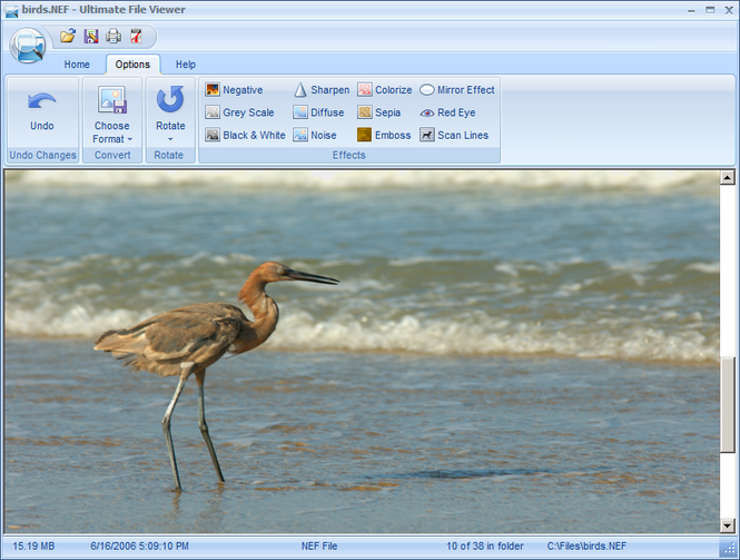 Ultimate File Viewer Screenshot