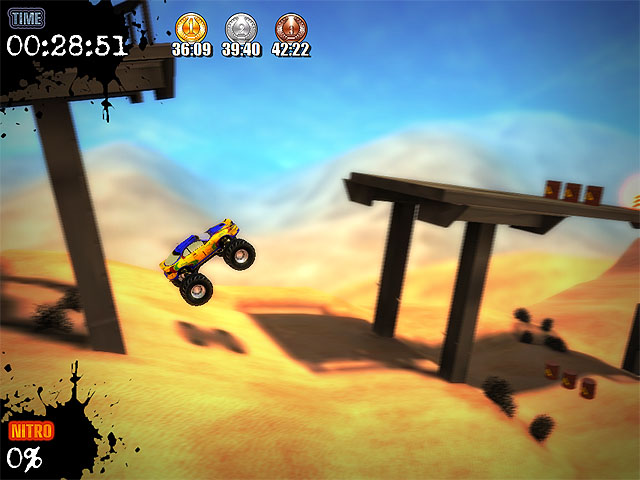 Ultra Monster Truck Screenshot