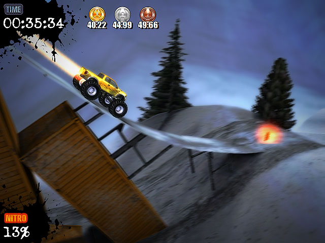 Ultra Monster Truck Screenshot 2