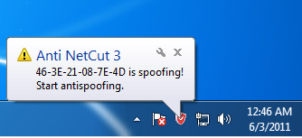 anti netcut windows 7