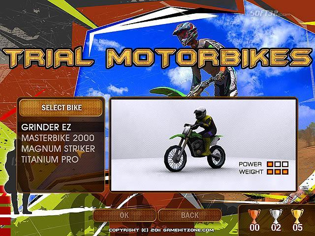 Trial Motorbikes Screenshot 2