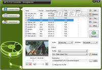 Oposoft All To FLV Converter Screenshot 2