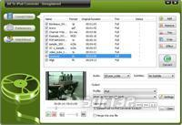 Oposoft All To iPod Converter Screenshot 2
