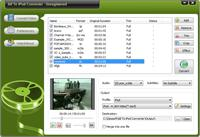 Oposoft All To iPod Converter Screenshot