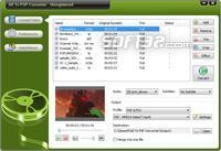 Oposoft All To PSP Converter Screenshot 2
