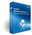 Acronis Backup and Recovery 11 Advanced Server SBS Edition Screenshot 1