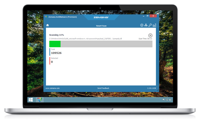 Zemana AntiMalware Screenshot 2
