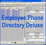 Employee Phone Directory Deluxe 1