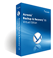 Acronis Backup and Recovery 11 Virtual Edition Screenshot