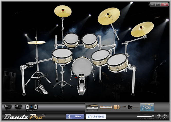BandzPro Screenshot
