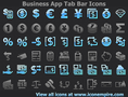 Business App Tab Bar Icons 1