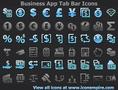 Business App Tab Bar Icons 1
