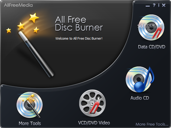 Swifturn Free Disc Creator Screenshot