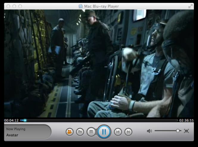 Macgo Mac Blu-ray Player Screenshot 3